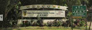 Jungle Environmental Survival Training Camp