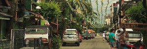 Manila Street Scene