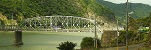 Quirino Bridge in Ilocos Sur