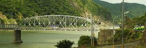 Quirino Bridge in Ilocos Sur