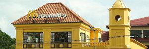 Vigan McDonald's