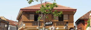 Max's Restaurant in Vigan