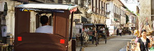 Horse and Buggy in Vigan